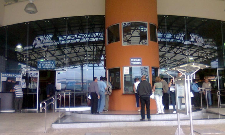 Registro nacional Zapote - Diseño e interventoría