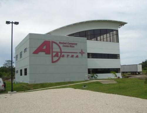AD Astra Rocket