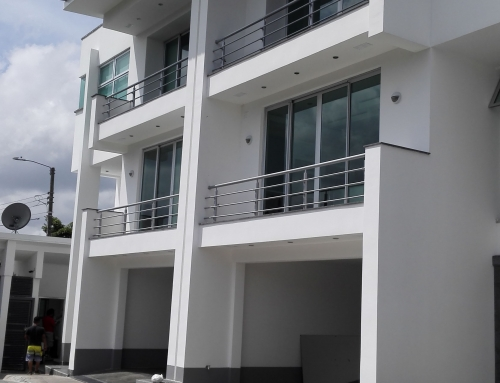 Condominio vía Escazu
