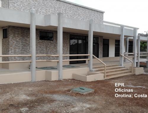 Oficinas EPR Orotina